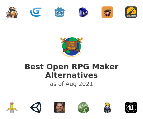 Best Open RPG Maker Alternatives