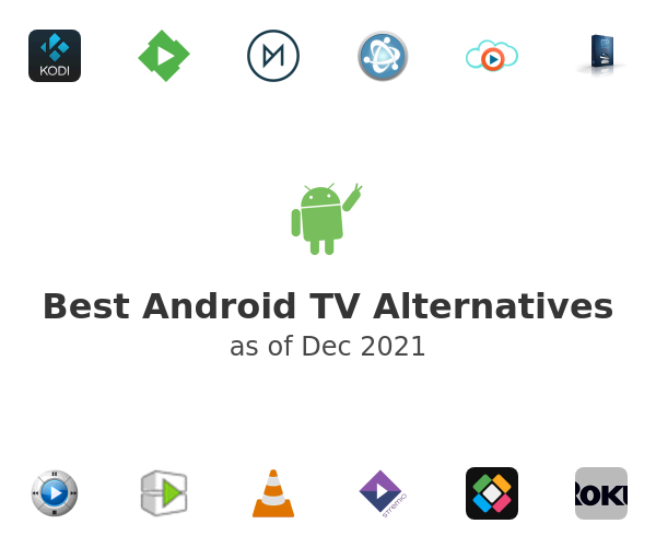 Best Android TV Alternatives