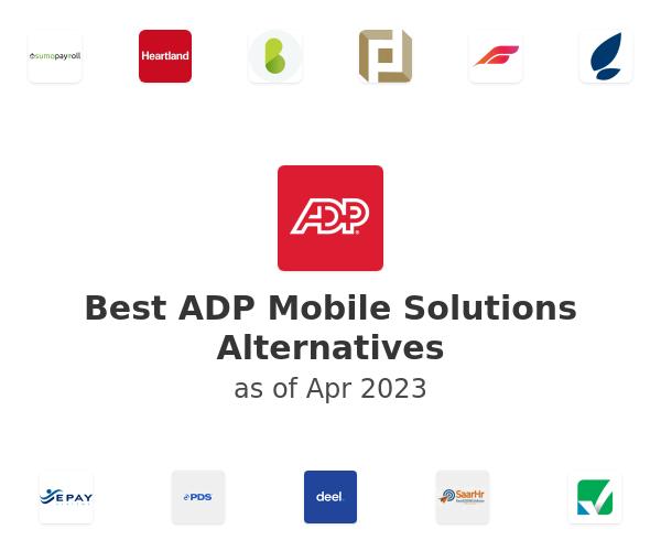 Best ADP Mobile Solutions Alternatives