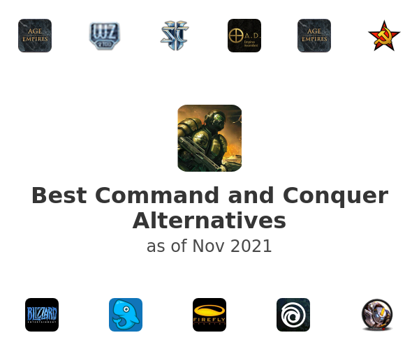 Best Command and Conquer Alternatives