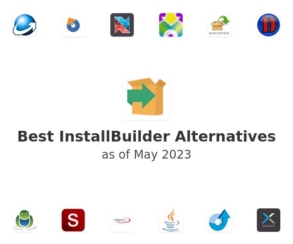 Best InstallBuilder Alternatives