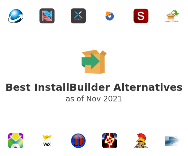 Best InstallBuilder Alternatives