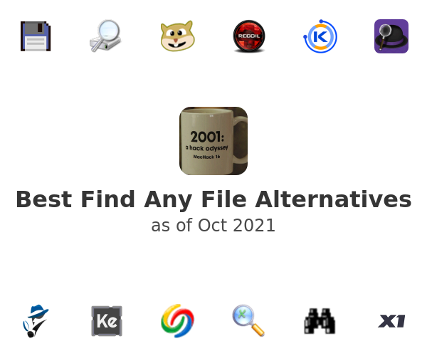 Best Find Any File Alternatives
