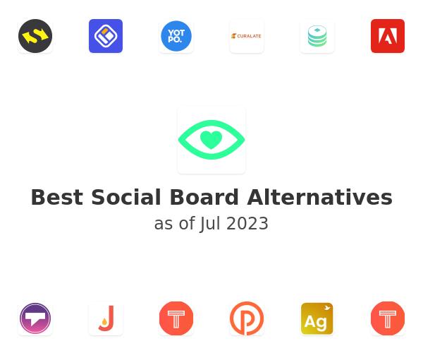 Best Social Board Alternatives