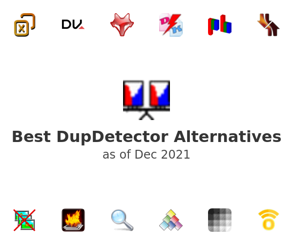 Best DupDetector Alternatives