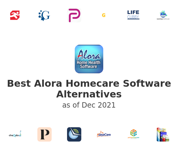 Best Alora Homecare Software Alternatives