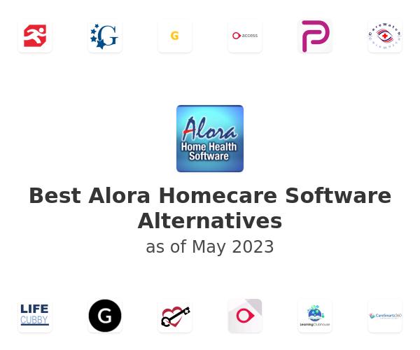 Best Alora Homecare Software Alternatives