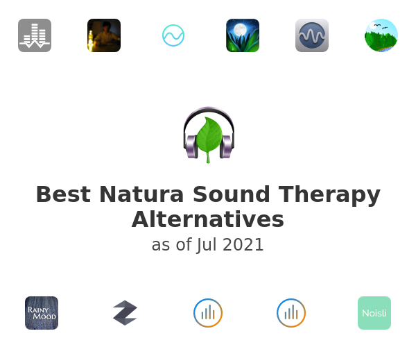 Best Natura Sound Therapy Alternatives