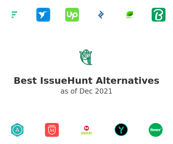 Best IssueHunt Alternatives