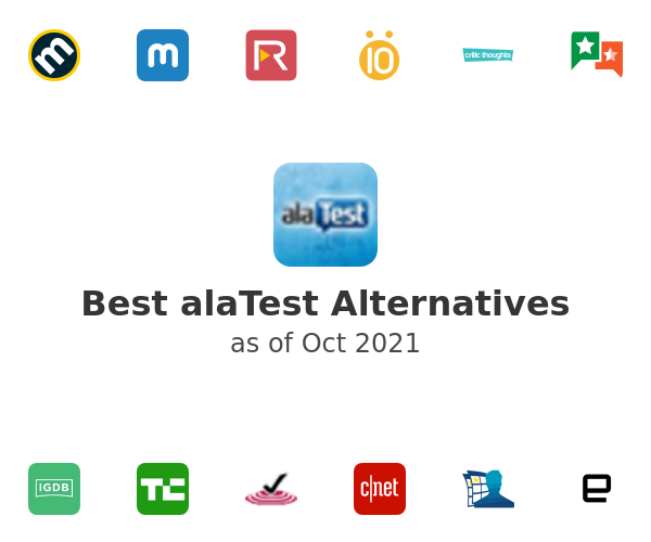 Best alaTest Alternatives
