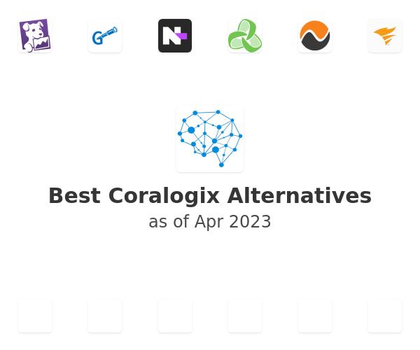 Best Coralogix Alternatives