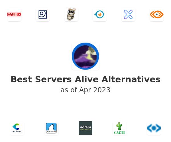Best Servers Alive Alternatives