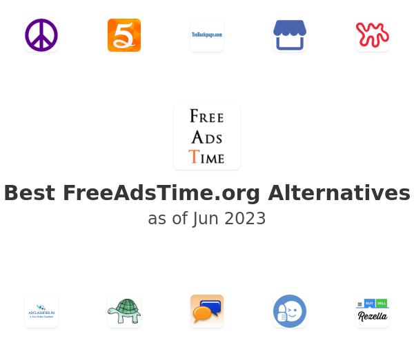 Best FreeAdsTime.org Alternatives