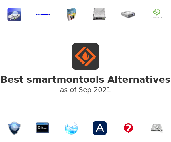 Best smartmontools Alternatives