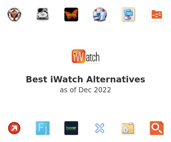 Best iWatch Alternatives