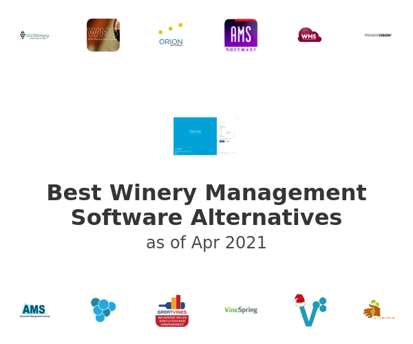 Best Winery Management Software Alternatives