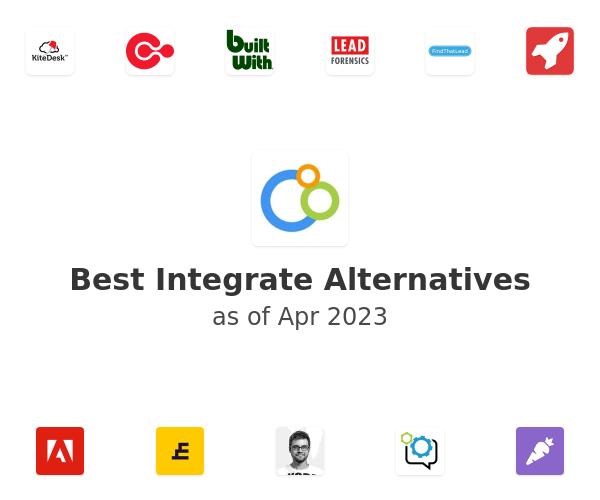 Best Integrate Alternatives