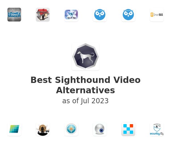Best Sighthound Video Alternatives