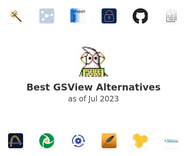 Best GSView Alternatives