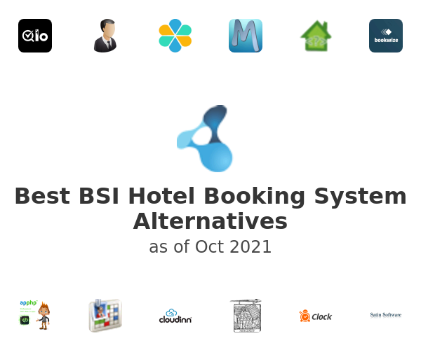 Best BSI Hotel Booking System Alternatives