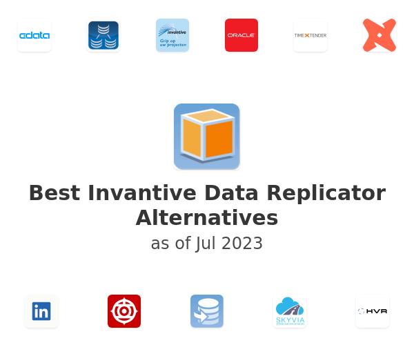 Best Invantive Data Replicator Alternatives