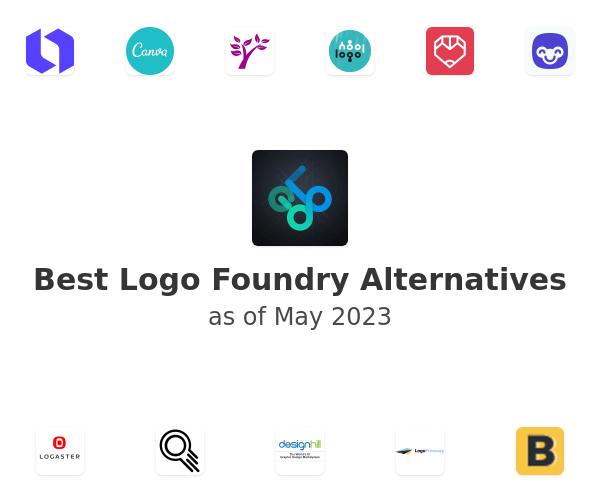 Best Logo Foundry Alternatives