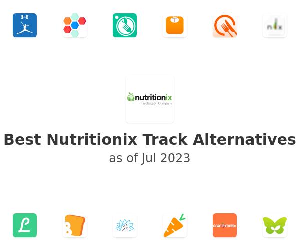 Best Nutritionix Track Alternatives