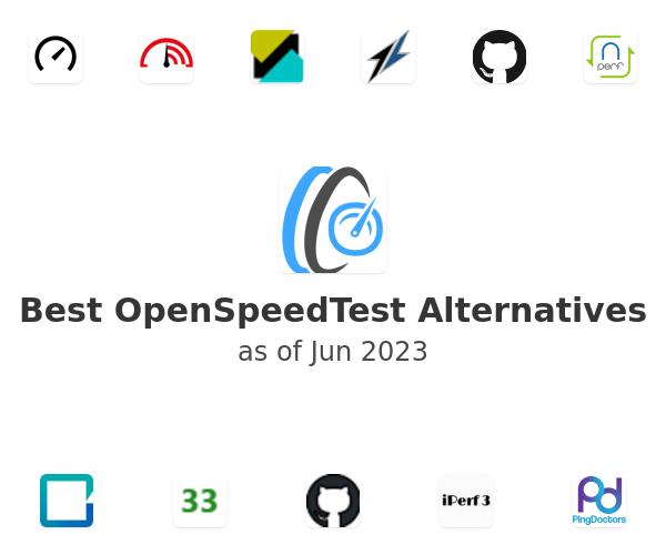 Best OpenSpeedTest Alternatives