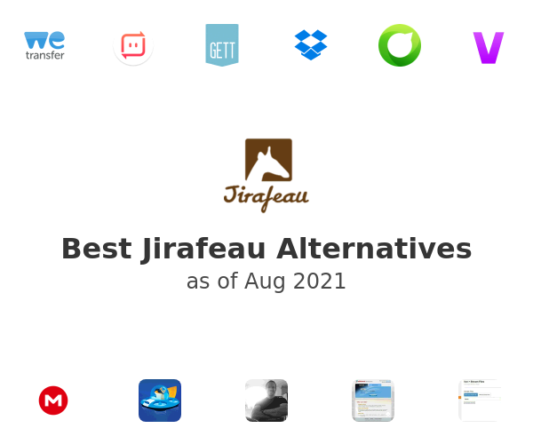 Best Jirafeau Alternatives