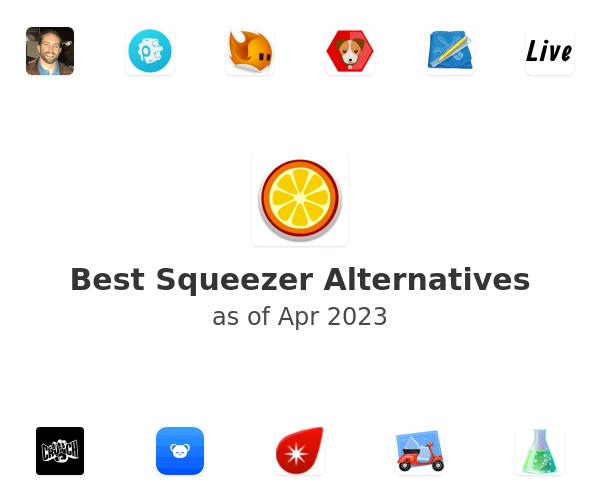 Best Squeezer Alternatives