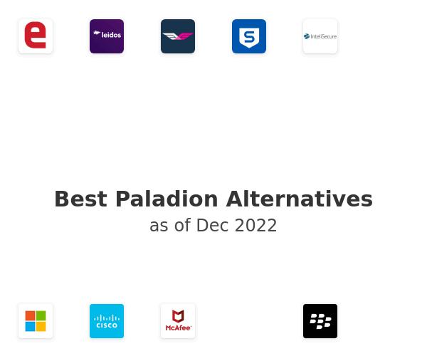 Best Paladion Alternatives