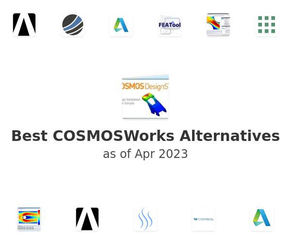 Best COSMOSWorks Alternatives