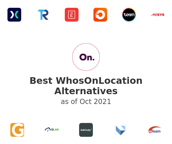 Best WhosOnLocation Alternatives