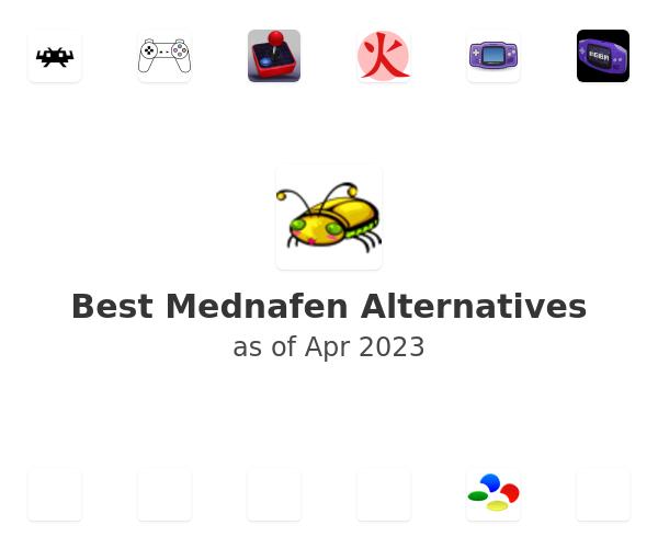 Best Mednafen Alternatives