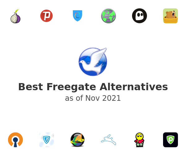 Best Freegate Alternatives