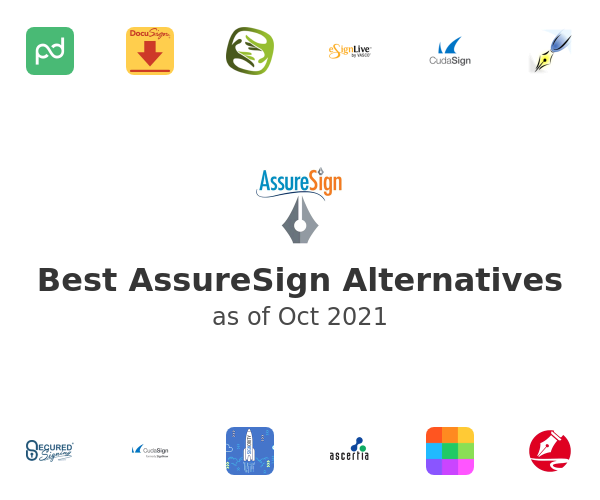 Best AssureSign Alternatives