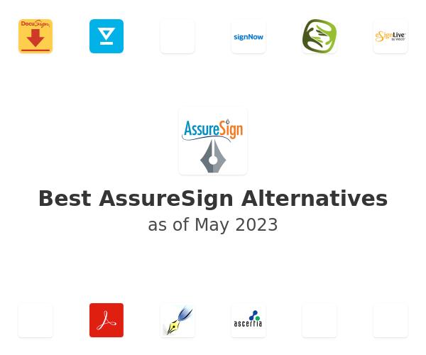 Best AssureSign Alternatives