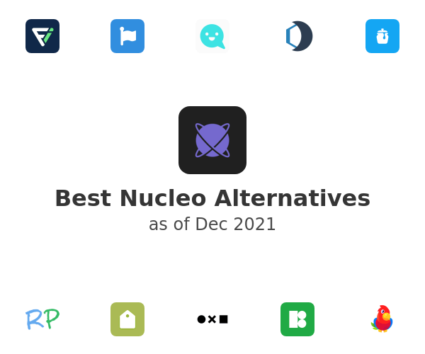 Best Nucleo Alternatives