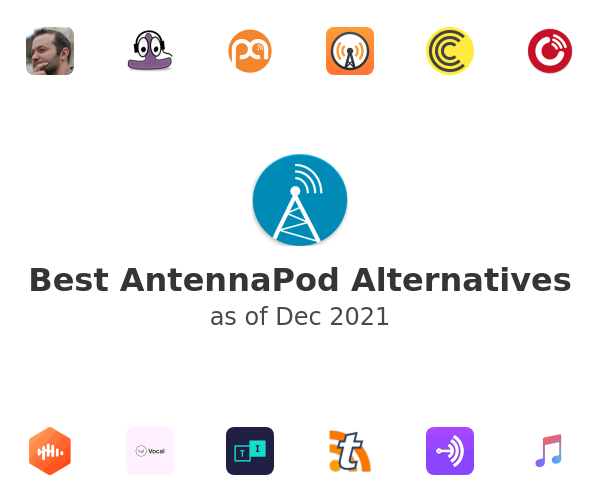 Best AntennaPod Alternatives