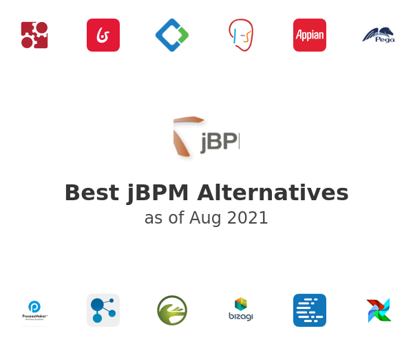 Best jBPM Alternatives