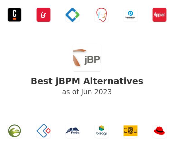 Best jBPM Alternatives
