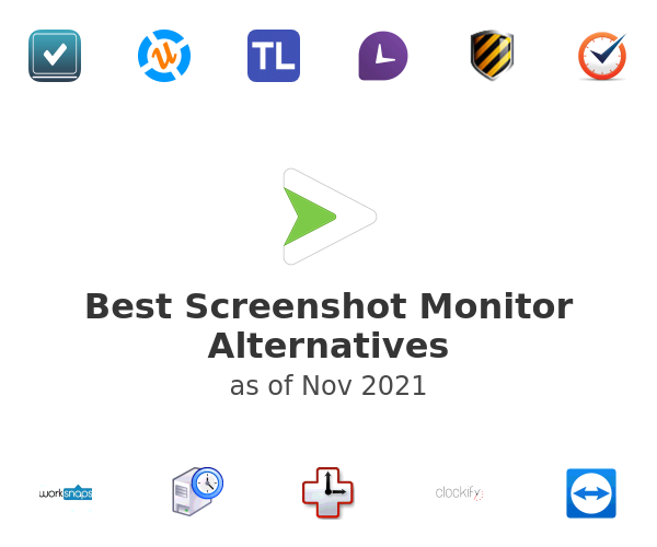 Best Screenshot Monitor Alternatives