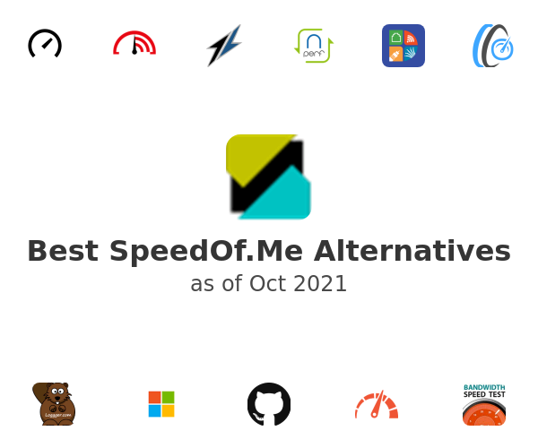 Best SpeedOf.Me Alternatives