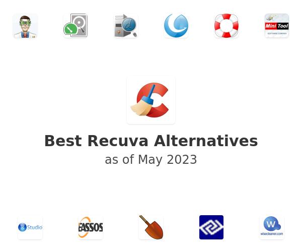 Best Recuva Alternatives