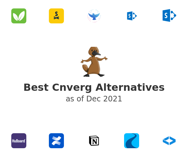 Best Cnverg Alternatives