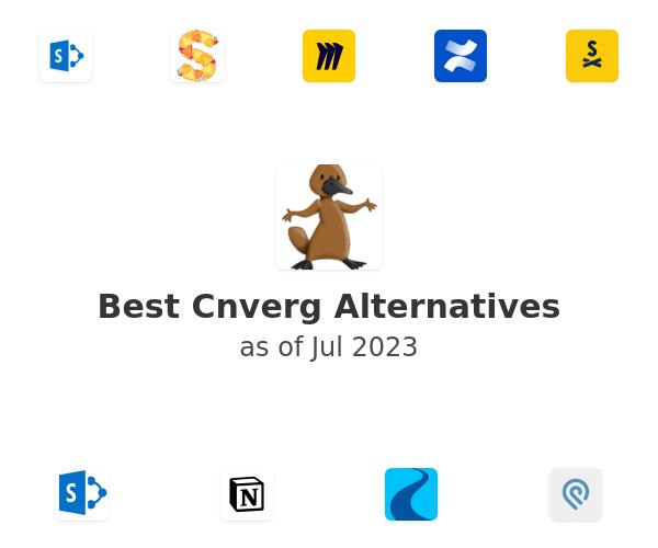 Best Cnverg Alternatives