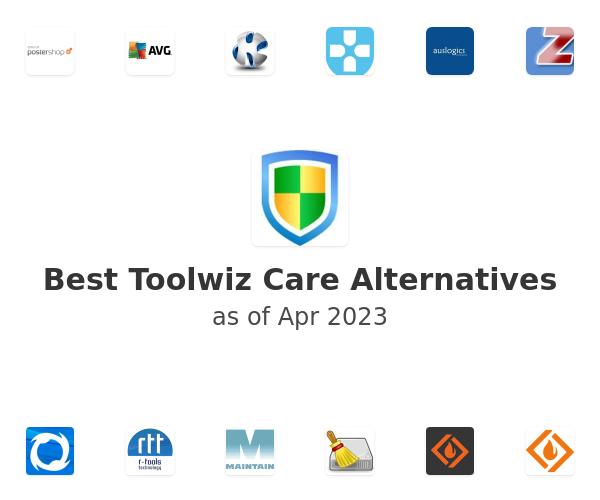 Best Toolwiz Care Alternatives