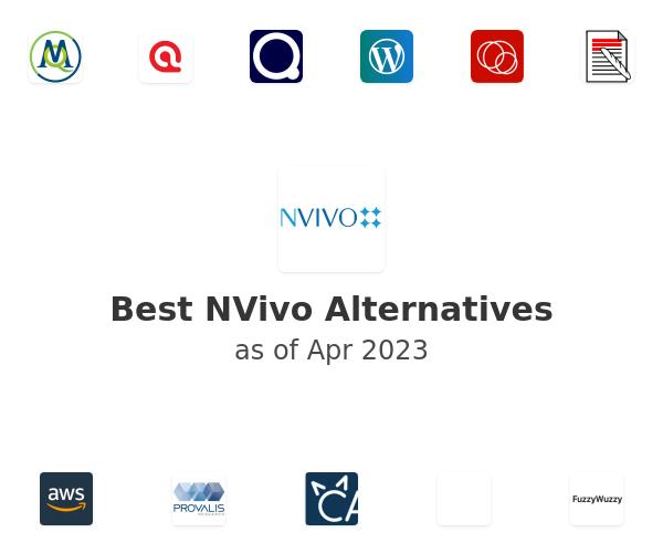 Best NVivo Alternatives