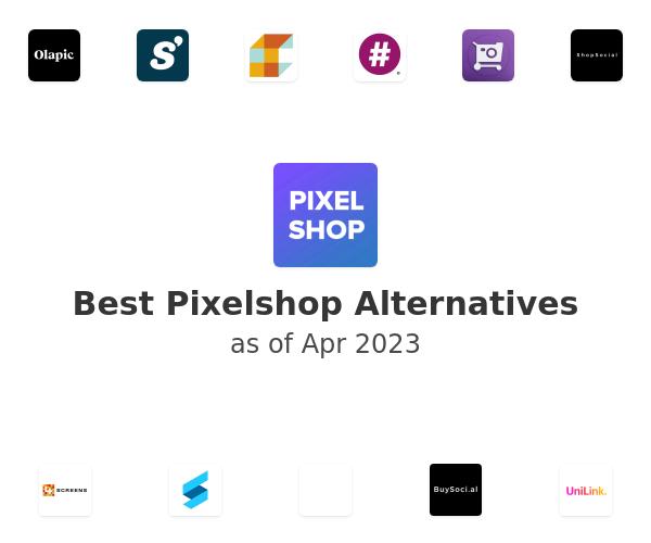 Best Pixelshop Alternatives