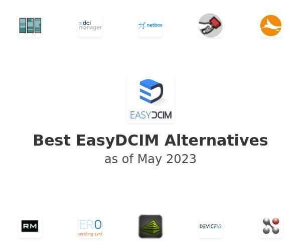 Best EasyDCIM Alternatives